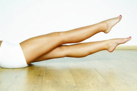Как сделать ноги стройными и красивыми